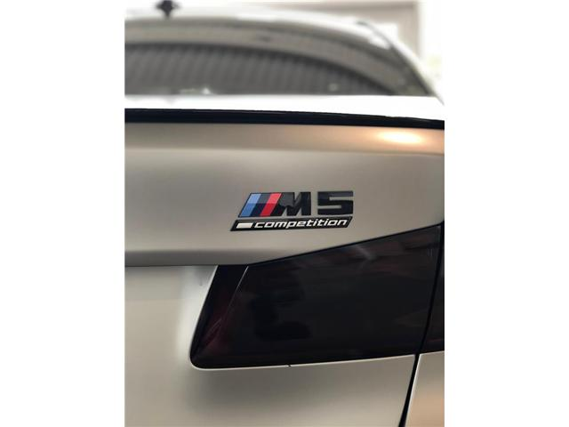 2019 BMW M5 Competition (Stk: B19026) in Barrie - Image 6 of 20