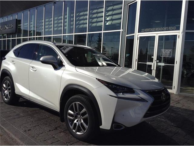 2016 Lexus NX 200t Base (Stk: 180684A) in Calgary - Image 2 of 9