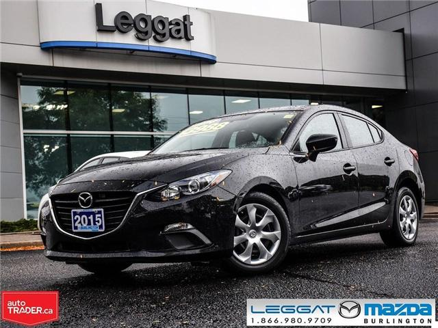 2015 Mazda Mazda3 AUTOMATIC, BLUE TOOTH (Stk: 1676) in Burlington - Image 1 of 17