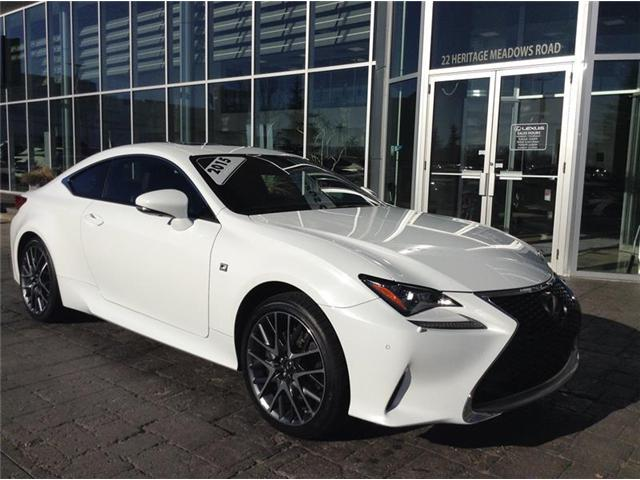 2015 Lexus RC 350 Base (Stk: 3860A) in Calgary - Image 2 of 14