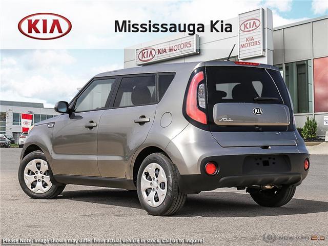 2019 Kia Soul LX (Stk: SL19037) in Mississauga - Image 4 of 24