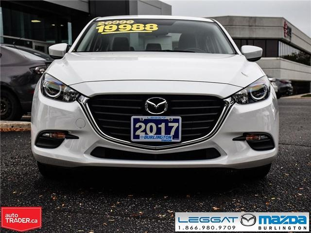2017 Mazda Mazda3 SE AUTOMATIC (Stk: 1681) in Burlington - Image 2 of 19