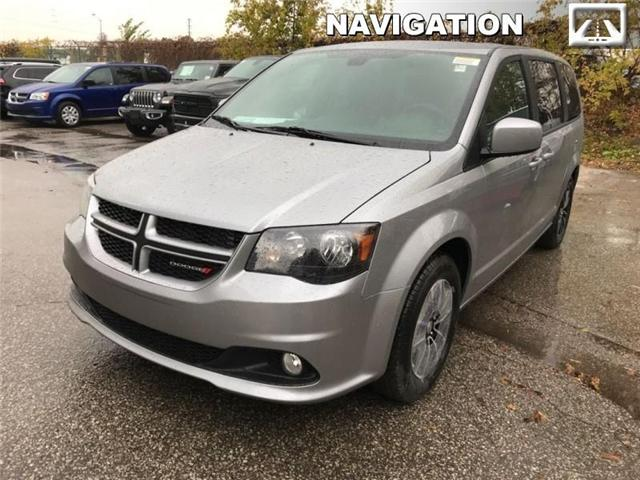 2019 Dodge Grand Caravan GT (Stk: Y18467) in Newmarket - Image 1 of 20