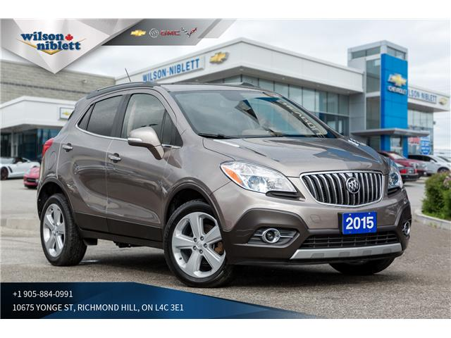 2015 Buick Encore Leather (Stk: P046622) in Richmond Hill - Image 1 of 22