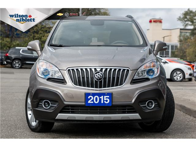 2015 Buick Encore Leather (Stk: P046622) in Richmond Hill - Image 2 of 22