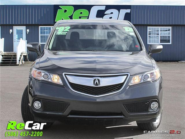 2013 Acura RDX Base (Stk: 181094A) in Fredericton - Image 2 of 27