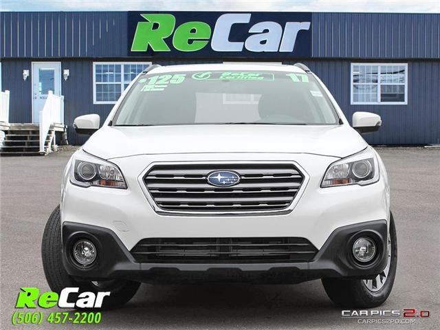 2017 Subaru Outback 3.6R Premier Technology Package (Stk: 180949A) in Fredericton - Image 2 of 29