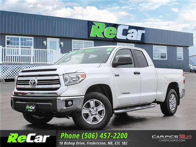 2016 Toyota Tundra SR 5.7L V8 (Stk: 181084A) in Fredericton - Image 1 of 26