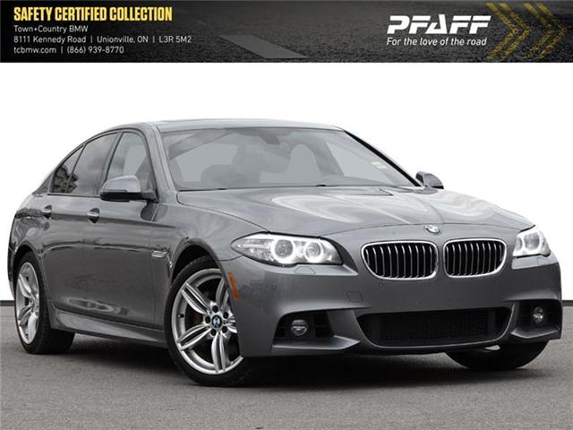 2014 BMW 535i xDrive (Stk: D11597) in Markham - Image 1 of 20