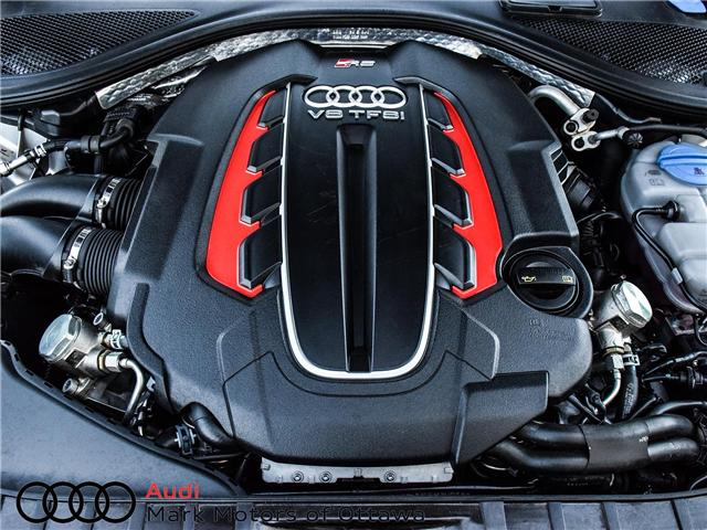 2015 Audi RS 7 4.0T (Stk: 90853B) in Nepean - Image 30 of 30