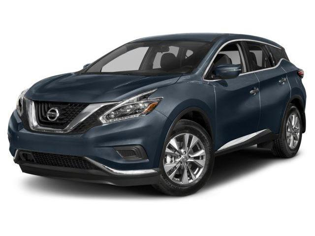 2018 Nissan Murano SV (Stk: JN195215) in Whitby - Image 1 of 9