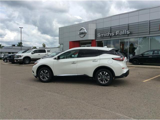 2018 Nissan Murano SL (Stk: 18-372) in Smiths Falls - Image 2 of 13