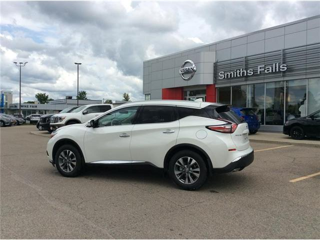 2018 Nissan Murano SL (Stk: 18-372) in Smiths Falls - Image 3 of 13