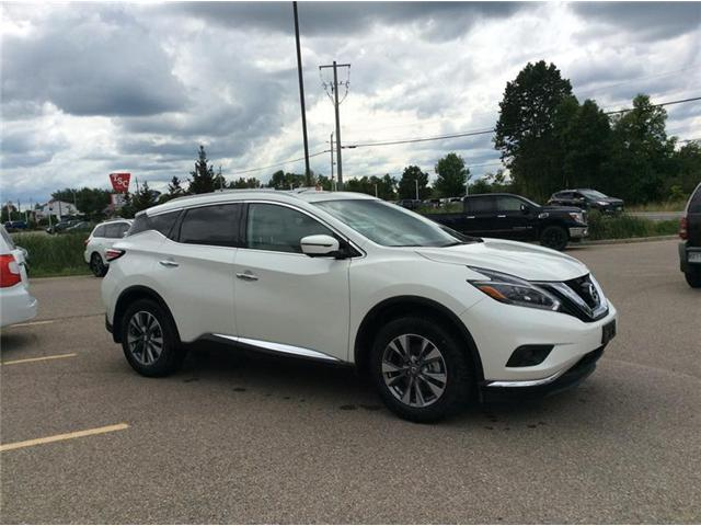 2018 Nissan Murano SL (Stk: 18-372) in Smiths Falls - Image 4 of 13