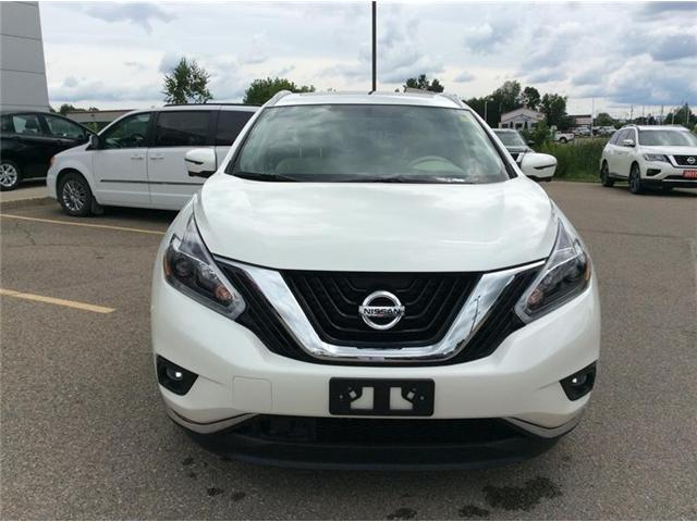 2018 Nissan Murano SL (Stk: 18-372) in Smiths Falls - Image 7 of 13