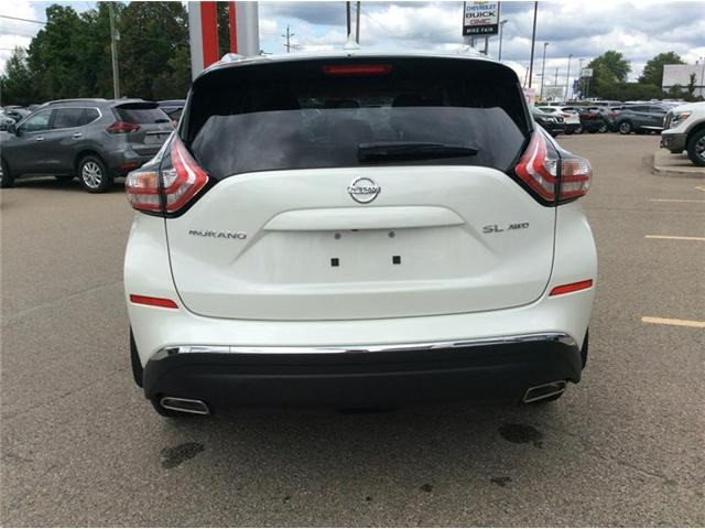2018 Nissan Murano SL (Stk: 18-372) in Smiths Falls - Image 8 of 13