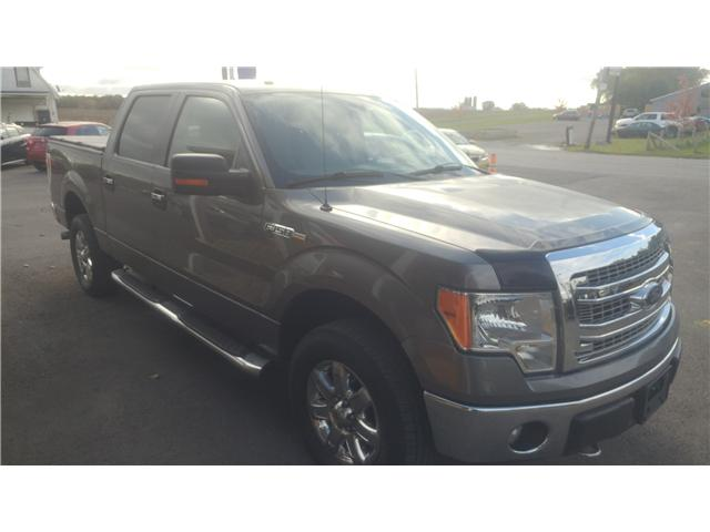 2013 Ford F-150 XLT (Stk: ) in Dunnville - Image 1 of 10