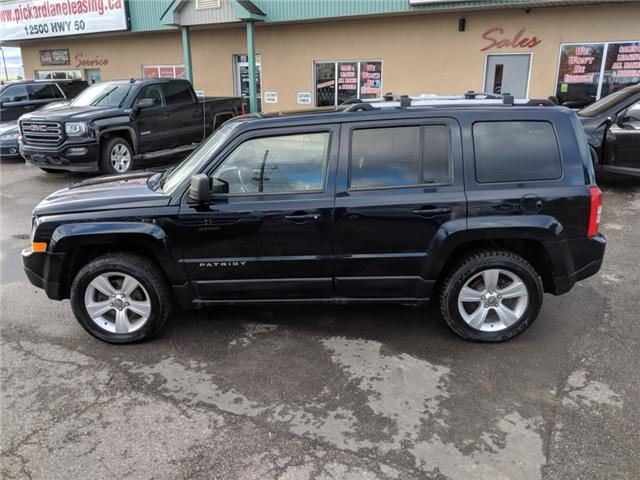 2011 Jeep Patriot Limited (Stk: ) in Bolton - Image 2 of 24