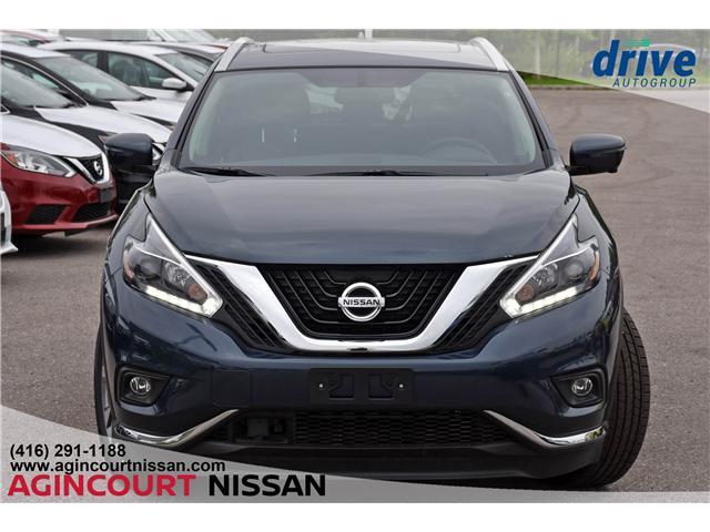 2018 Nissan Murano SL (Stk: JN175073) in Scarborough - Image 2 of 10