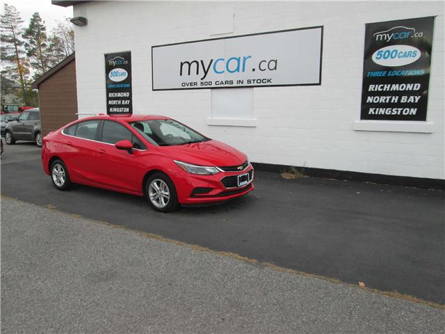 2017 Chevrolet Cruze LT Auto (Stk: 181586) in Kingston - Image 2 of 13