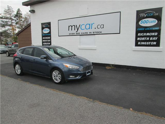 2018 Ford Focus Titanium (Stk: 181589) in North Bay - Image 2 of 14