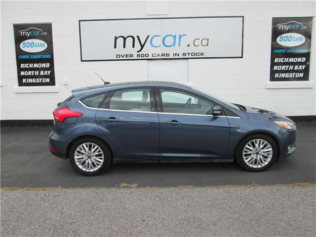 2018 Ford Focus Titanium (Stk: 181589) in North Bay - Image 1 of 14