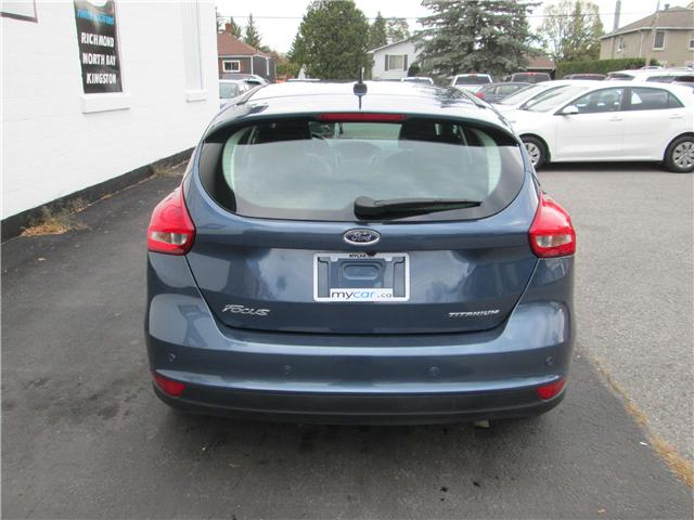 2018 Ford Focus Titanium (Stk: 181589) in North Bay - Image 4 of 14