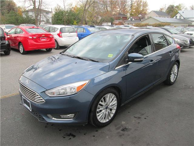 2018 Ford Focus Titanium (Stk: 181589) in North Bay - Image 6 of 14