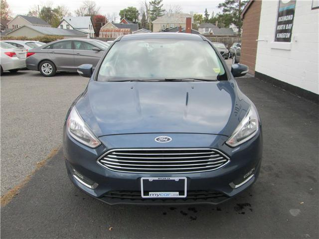 2018 Ford Focus Titanium (Stk: 181589) in North Bay - Image 7 of 14
