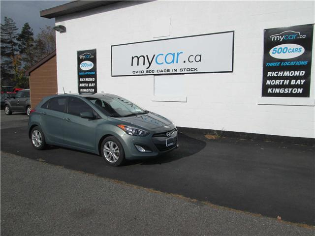 2013 Hyundai Elantra GT GLS (Stk: 181620) in Richmond - Image 2 of 14