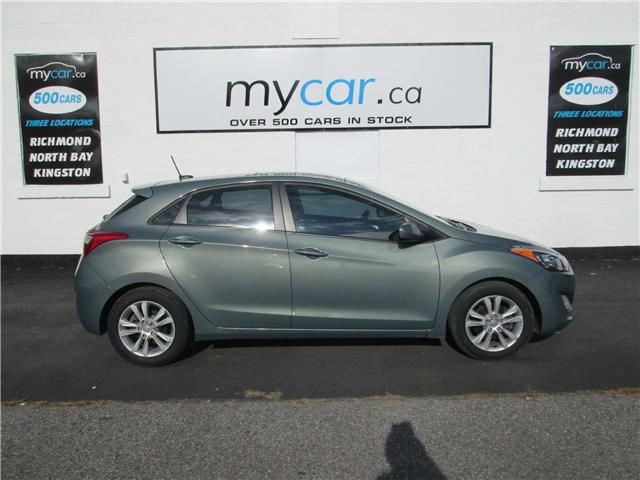 2013 Hyundai Elantra GT GLS (Stk: 181620) in Richmond - Image 1 of 14