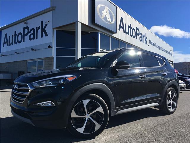 2017 Hyundai Tucson SE (Stk: 17-67988RJB) in Barrie - Image 1 of 29
