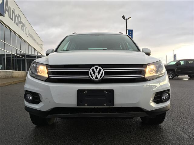 2017 Volkswagen Tiguan Wolfsburg Edition (Stk: 17-32840RJB) in Barrie - Image 2 of 28