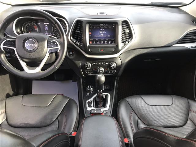 2018 Jeep Cherokee Trailhawk (Stk: B2131) in Lethbridge - Image 2 of 23