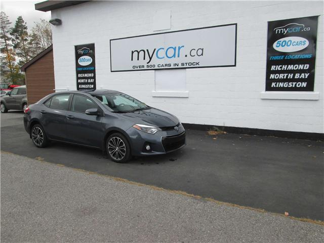 2014 Toyota Corolla S (Stk: 181566) in North Bay - Image 2 of 14
