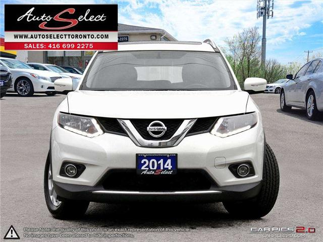 2014 Nissan Rogue  (Stk: 14RGHV1) in Scarborough - Image 2 of 28