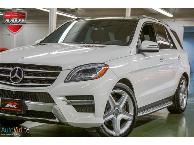2015 Mercedes-Benz M-Class  (Stk: ) in Oakville - Image 2 of 39