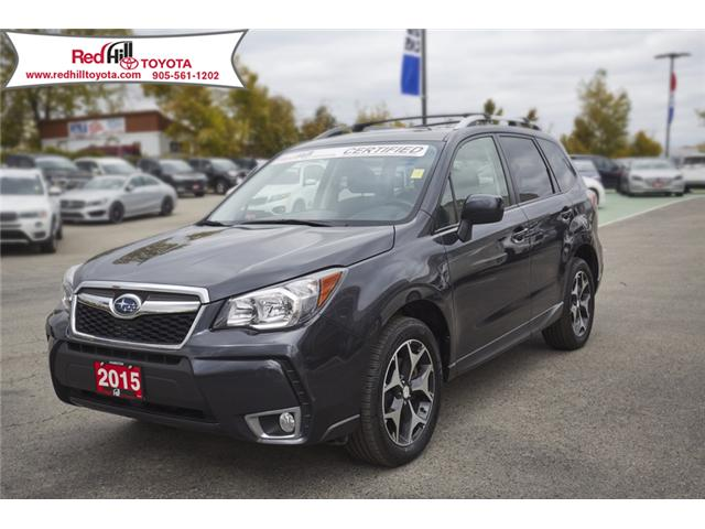2015 Subaru Forester 2.0XT Touring (Stk: 75159) in Hamilton - Image 1 of 21