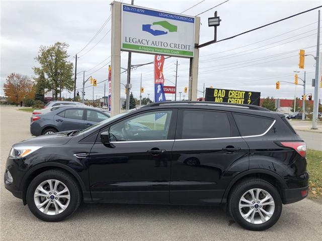 2018 Ford Escape SE (Stk: L8826) in Waterloo - Image 1 of 17