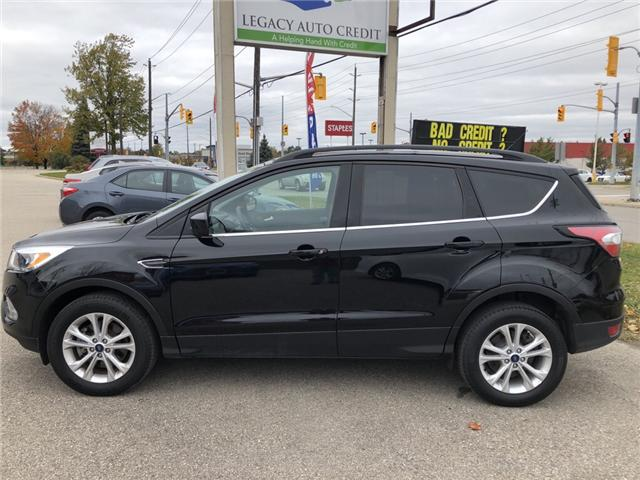 2018 Ford Escape SE (Stk: L8826) in Waterloo - Image 2 of 17
