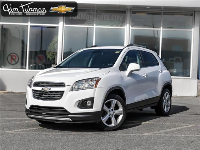 2016 Chevrolet Trax LTZ (Stk: 181246A) in Ottawa - Image 1 of 23