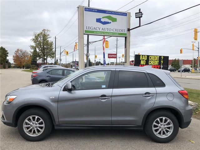 2018 Mitsubishi RVR SE (Stk: L8839) in Waterloo - Image 1 of 18
