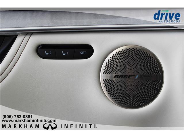 2019 Infiniti QX50 Sensory (Stk: K012) in Markham - Image 19 of 21