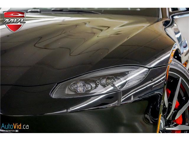 2019 Aston Martin Vantage  (Stk: ) in Oakville - Image 3 of 43