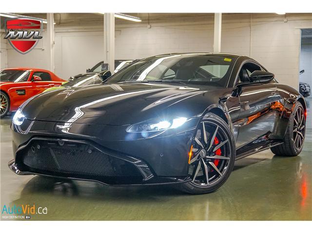 2019 Aston Martin Vantage  (Stk: ) in Oakville - Image 4 of 43