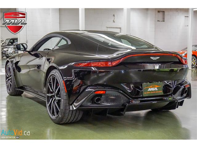 2019 Aston Martin Vantage  (Stk: ) in Oakville - Image 9 of 43
