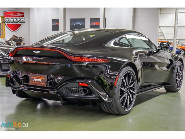 2019 Aston Martin Vantage  (Stk: ) in Oakville - Image 11 of 43