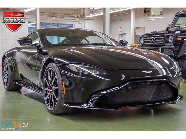 2019 Aston Martin Vantage  (Stk: ) in Oakville - Image 13 of 43