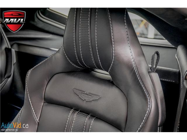2019 Aston Martin Vantage  (Stk: ) in Oakville - Image 23 of 43