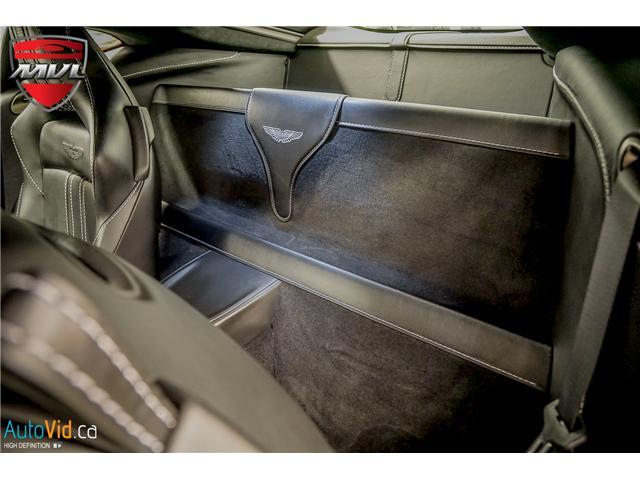 2019 Aston Martin Vantage  (Stk: ) in Oakville - Image 27 of 43